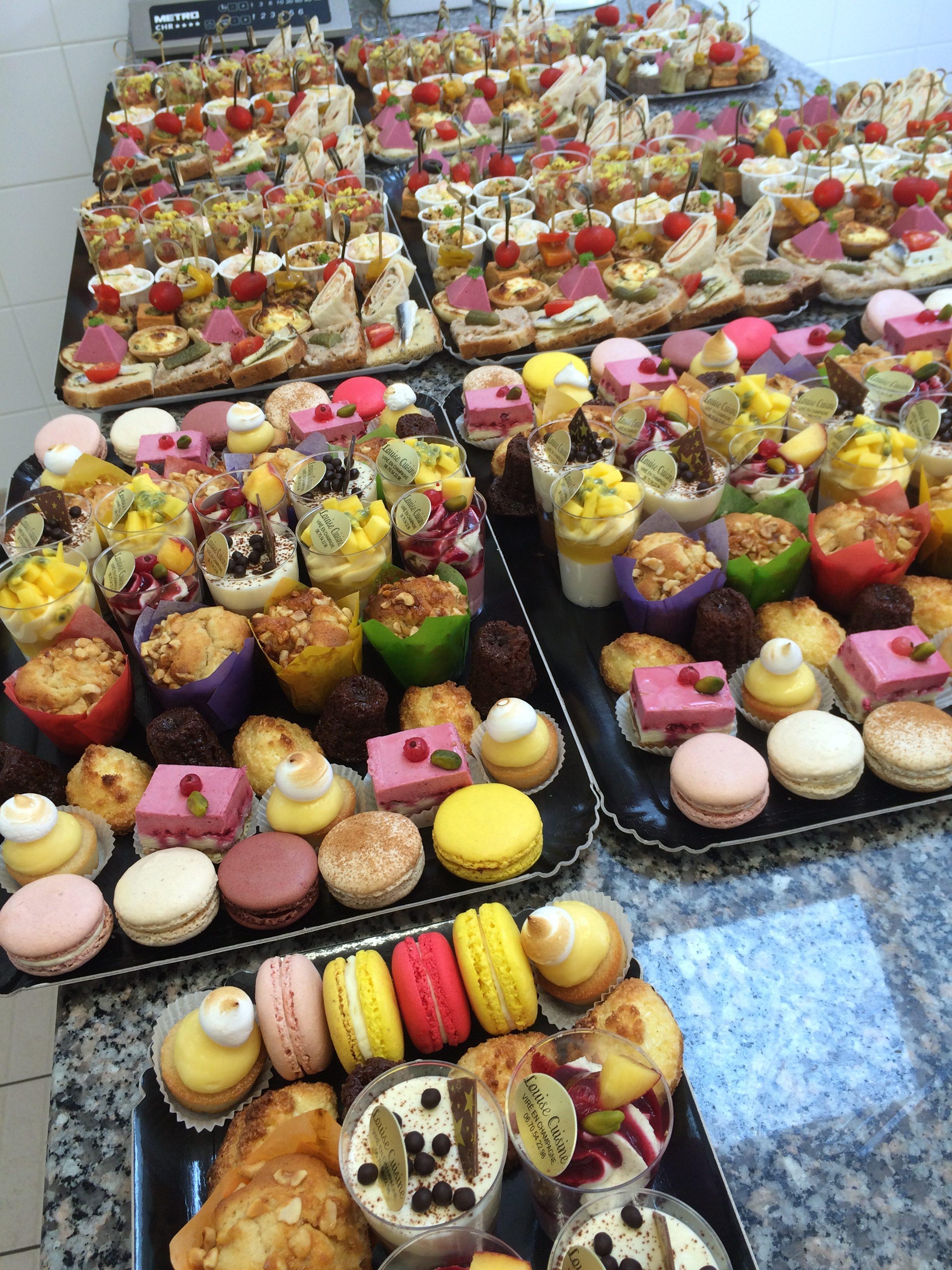 Populaire Buffet, mariage, Louise Cuisine vos évènements CO77