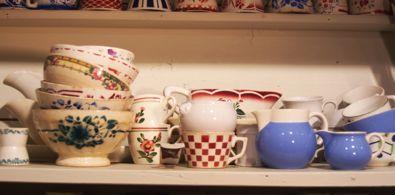 Collection vaisselle