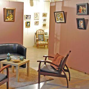 La Galerie d'art des Forges